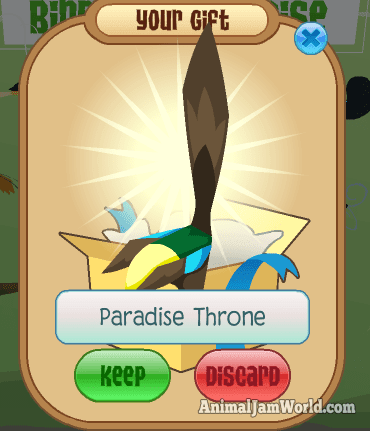paradisethrone