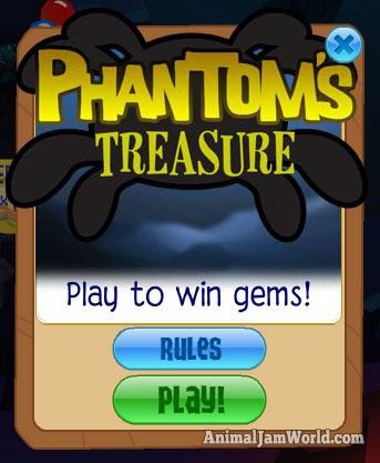 phantomstreasure