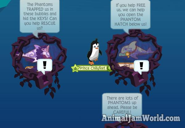 bubble trouble animal jam prizes for meet