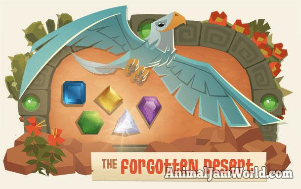 animal-jam-forgotten-desert