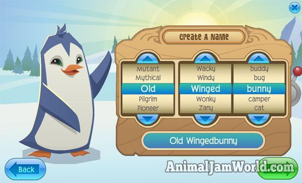 animalname