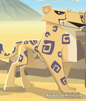animal-jam-cheetah