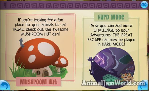 mushroom-hut