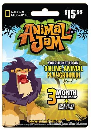 Animal jam is a favorite of my two girls and they wanted to spend their own money to buy this e-mail delivery membership. So they gave me their cash and I purchased two memberships, in /5().