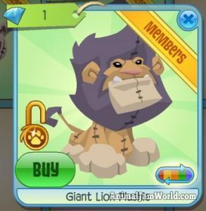 diamond-shop-giant-lion-plushie