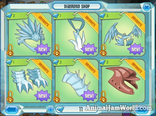 diamond-shop-ice-phoenix-armor