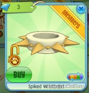 diamond-shop-spiked-wristband