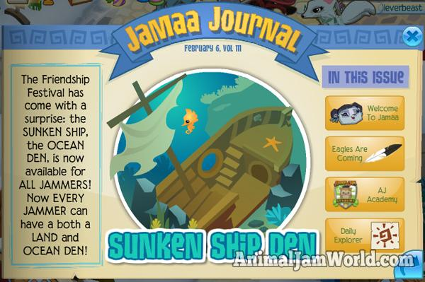 animal-jam-sunken-ship-den