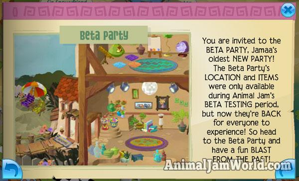animal-jam-beta-party