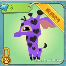animal-jam-pet-giraffe-codes-1