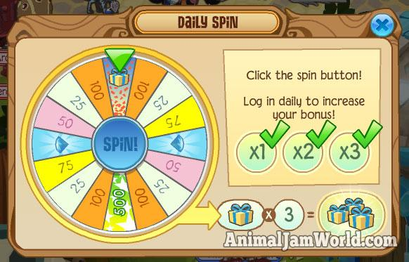daily-spin-gifts