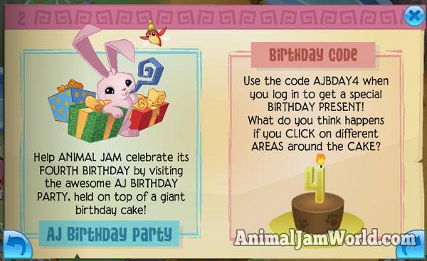 animal-jam-birthday-party