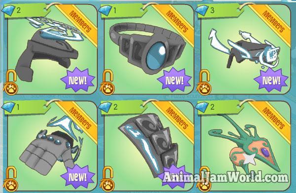Animal Jam Spirit Armor Codes Animal Jam World