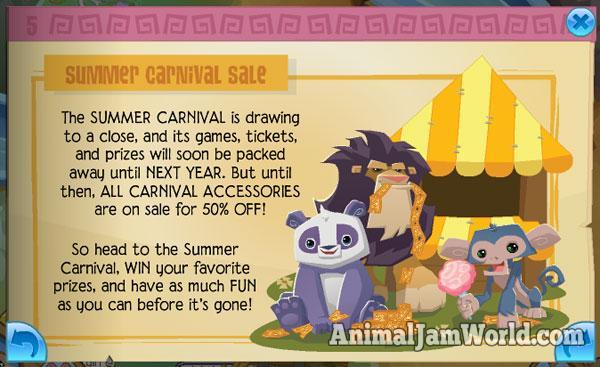 animal-jam-summer-carnival-sale