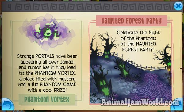 animal-jam-haunted-forest