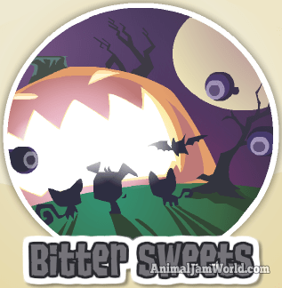 Animal jam bitter sweets prizes 2018