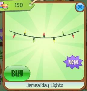 Jamaaliday Lights