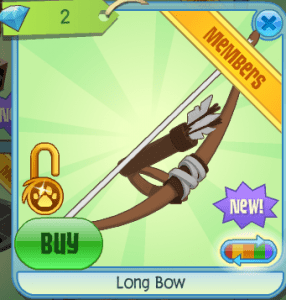 Long Bow Diamond