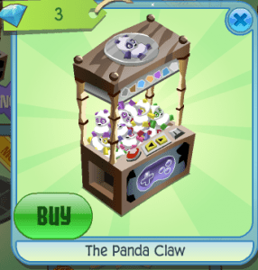 Panda Claw