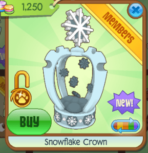 Snowflake Crown