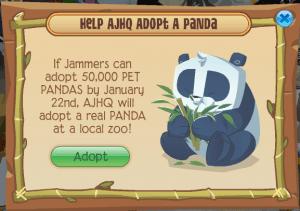 Adopt a Pandy